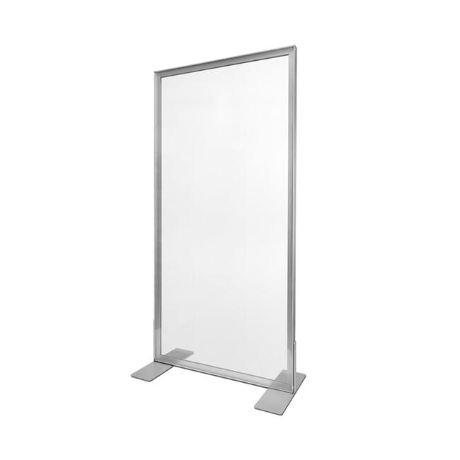 Pvc Cepli Aluminyum Paravan