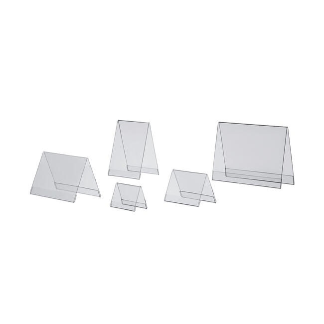 Çatı Formatlı Akrilik Stand